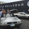 Dayton's Proto BuildBar Hosts DeLorean Club of Ohio Meet Up