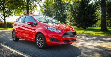 Ford Fiesta Remains Europe's Best-Selling Small Car in Europe through First Half