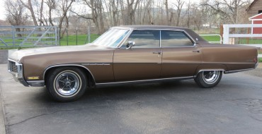 Exact Same Buick Electra Auctioned Off in Raffle Twice