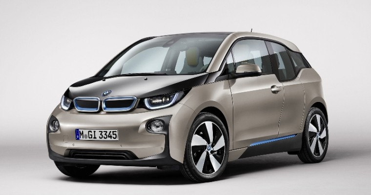 2015 BMW i3 Model Overview