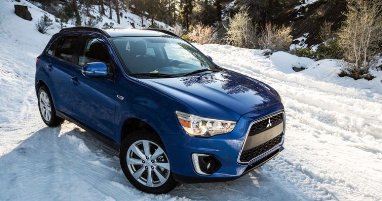 Mitsubishi Outlander Sport Named to '10 Most Affordable SUVs' List—Again