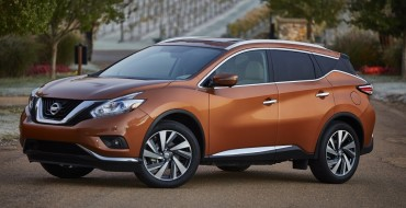 Nissan's April 2015 Sales Increase Over Last Year