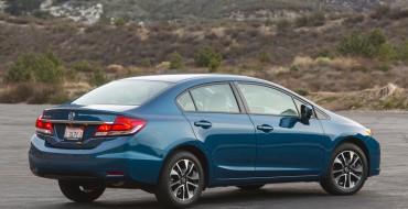 2015 Honda Civic Sedan Model Overview