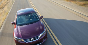 2015 Honda Accord Sedan Model Overview