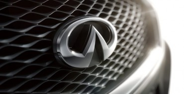 Infiniti Pulls Down Record Global Sales in April