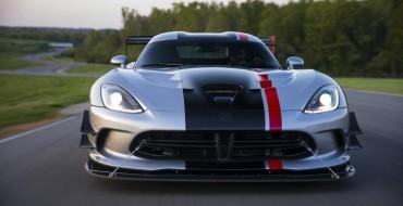 Dodge Viper ACR Name One of <em>Road & Track</em>'s Top Three Performance Cars