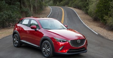 2017 CX-3 to Make Features More Accessible at Same Price