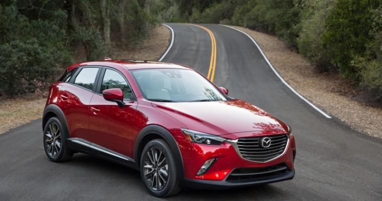 2016 Mazda CX-3 Details Released