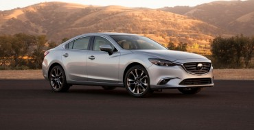 Mazda Claims Two GAAMA Family Car Awards