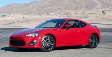 2016 Scion FR-S Updates and Pricing