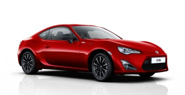 Toyota UK Outlines Minor Updates to 2016 GT86
