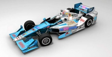 Tony Kanaan to Class Up Belle Isle Grand Prix with Taylor Swift IndyCar