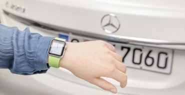 Integrate Your Apple Watch with Your Mercedes-Benz Navigation System Because Why Not