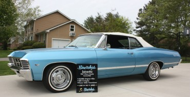 Buy the 1967 Chevy Impala from <em>Bewitched</em>