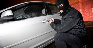 The Top States for Car Thefts