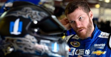 Dale Earnhardt Jr. Bringing Favorite Car to Talladega