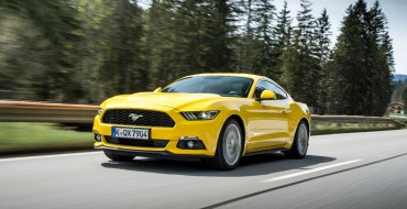 Ford Kicks Off 2016 by Winning a Whole Bunch of Awards in January