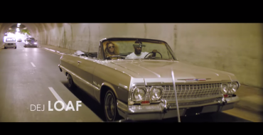 Classic 1963 Impala Featured In Video For 'Ryda'