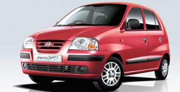 Hyundai's First Indian Car, the Santro, Officially Retires