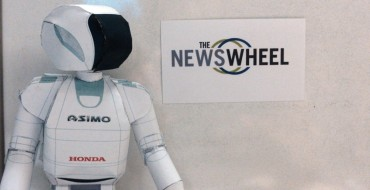 Here, We Translated these Papercraft ASIMO Instructions for You