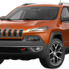Jeep Cherokee Trailhawk Bests Land Rover Discovery Sport in Off-Road Comparison