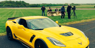 Did Jeremy Clarkson Just Steal a Corvette Z06?