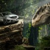 'Jurassic World' Characters Escape Dinos by Driving Mercedes-Benz Vehicles