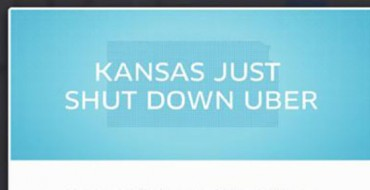 Uber Leaves Kansas After Background Check Bill Clears