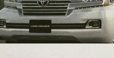 Is This What The New Land Cruiser Will Look Like?