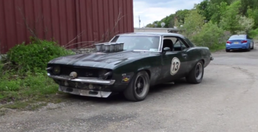 Mad Max Fan Defeats Cancer with a Badass 1969 Camaro