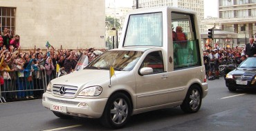 What Make and Model Is the Popemobile Car?