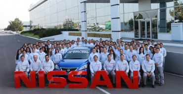 Nissan Produces 10 Millionth Vehicle in Mexico