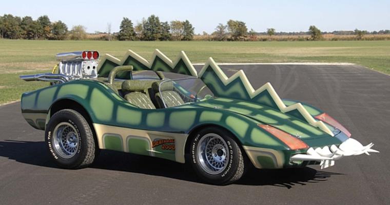 Own Frankenstein's Corvette From <em>Death Race 2000</em>