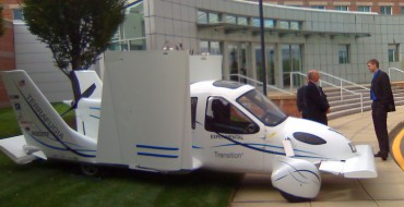 Flying Cars to Take Off in 2017…Maybe
