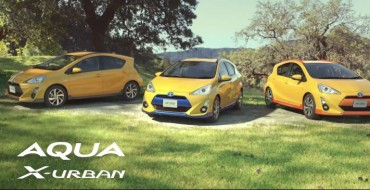 Japanese Toyota Ad Compares Prii to Chocobo