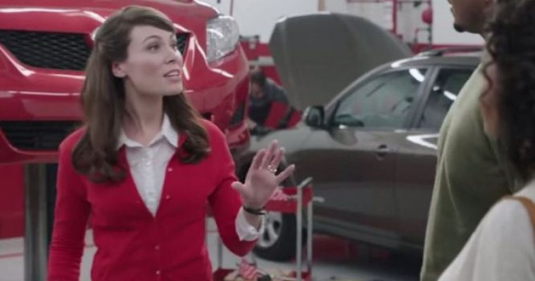 Toyota Jan Returns, Saves Us from Disaster in Funny New Ads