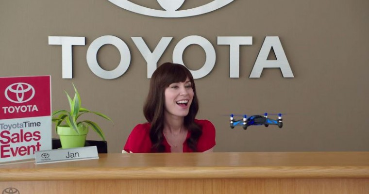 Toyota Jan 101: Everything You Need to Know about Jan from the Toyota Commercials