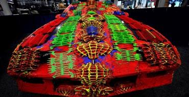 1983 Camaro Becomes 3D Printer Art Piece