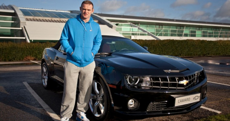 Chevrolet Would Like Man U Players to Drive the Free Cars they Gave Them, Please