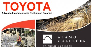 Nine AMT Grads Earn Full-Time Gigs with Toyota Texas