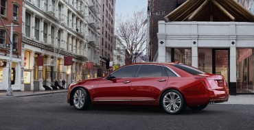 Cadillac Exploring Three-Cylinder Engine; Diesel Engines Confirmed