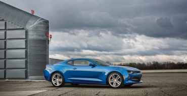 2016 Camaro Debuts in Detroit (Superfluously)