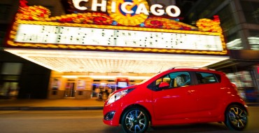 2015 Chevrolet Spark Model Overview