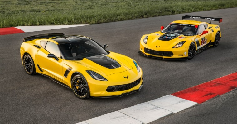Special-Edition Corvette Z06 C7.R Fetches $500,000 at Auction
