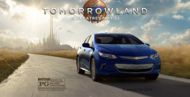<em>Tomorrowland</em> Ad for 2016 Volt Features Chevy Concepts throughout History