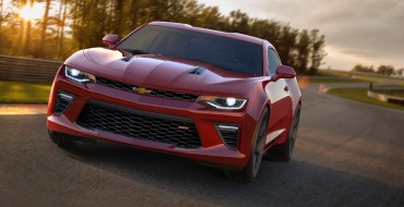 2016 Chevy Camaro Lands on <em>Car and Driver</em> 10Best List