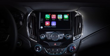 Fourteen Chevys to Feature Android Auto and Apple CarPlay for 2016