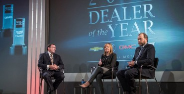 GM Honors 123 Dealerships in Annual Awards