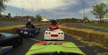National Corvette Museum Hosts 21st Running of the Mini Corvette Challenge