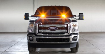Strobe Lights Available for 2016 F-Series Super Duty